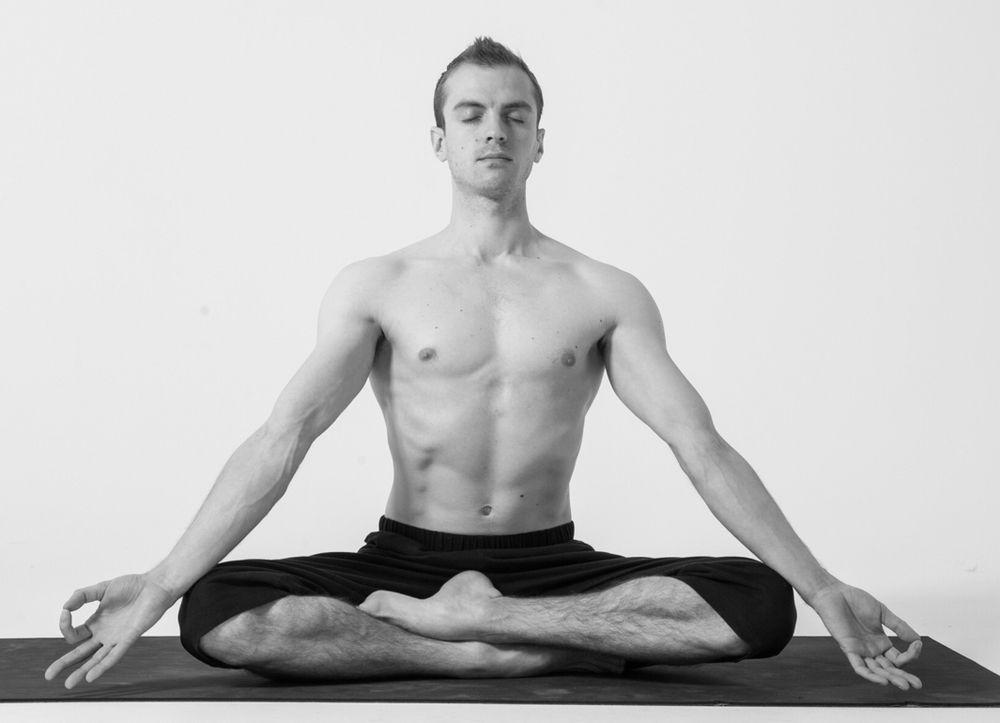 Siddhasana or Perfect Pose
