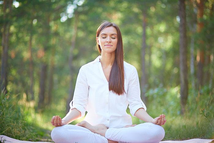 Steps To Perform Padmasana