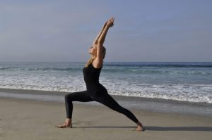 Warrior Pose I