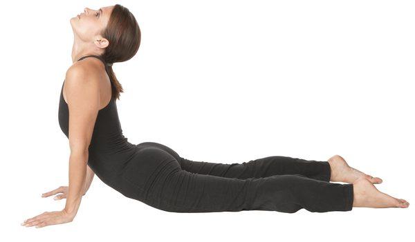 Asana Stretch Pose