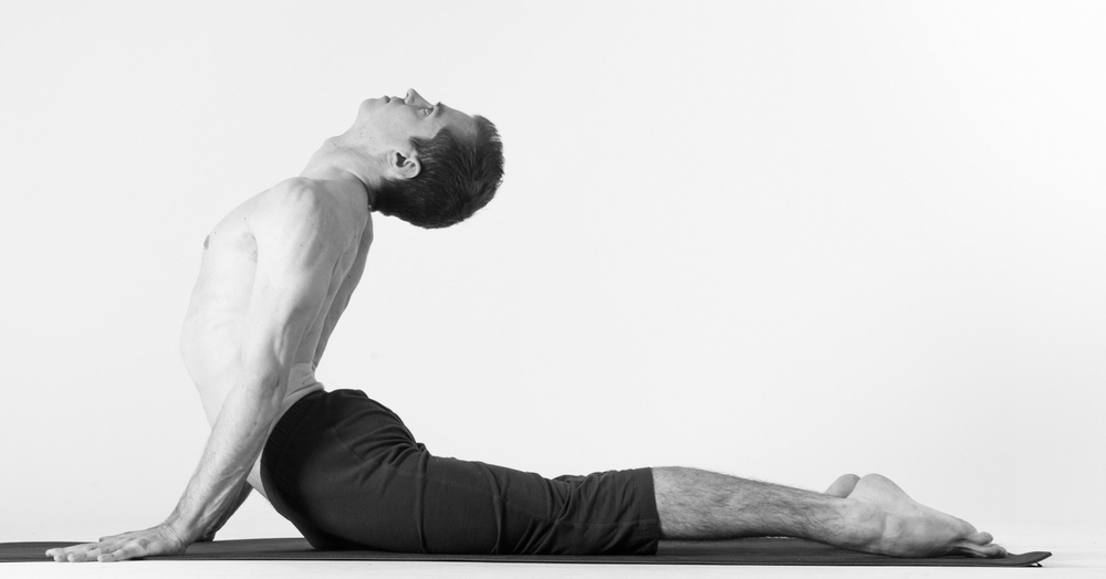 BHUJANGASANA also known as The Cobra Pose