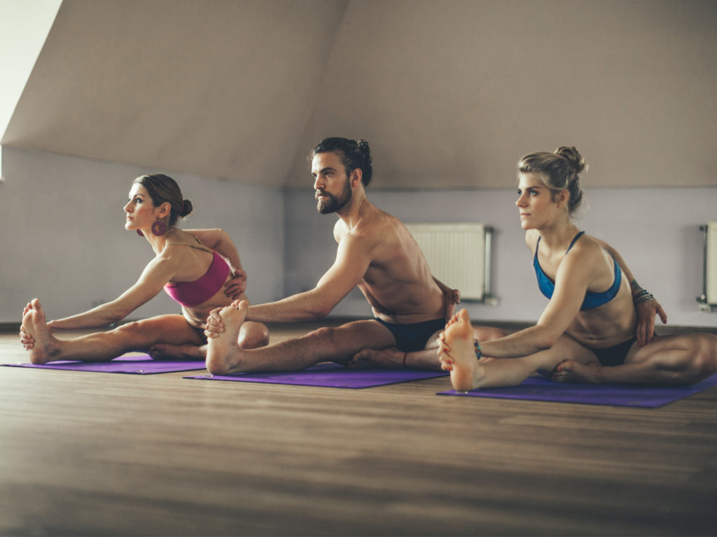 BIKRAM YOGA BENEFITS FOR BETTER SLEEP