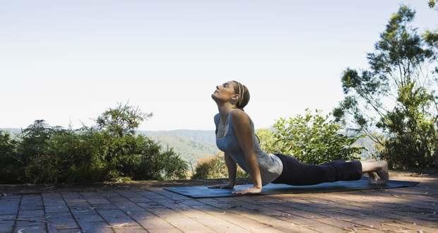 Iyengar yoga Tone Muscles