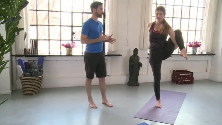 Standing Jivamukti Yoga Poses