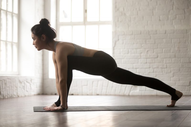 Yin Yoga Sequence for Tight Hamstring
