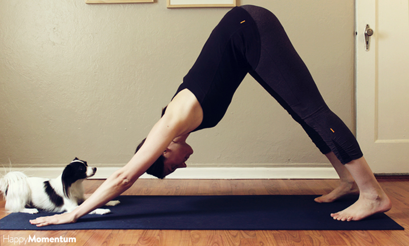 Adho Mukha Svanasana Or Downward Facing Dog