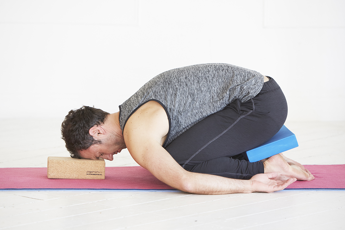 Balasana Yoga For Fathers