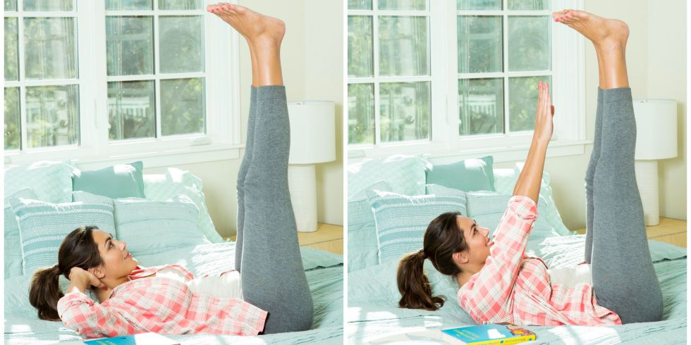 Bed Exercises For Legs