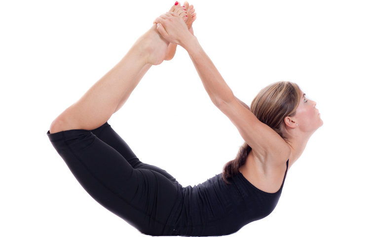 PRECAUTIONS TO TAKE IN DHANURASANA