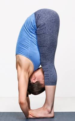 Padahastasana Steps by Steps Guide To Do