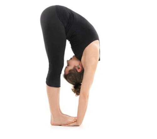 Padangusthasana Or Big-Toe Pose