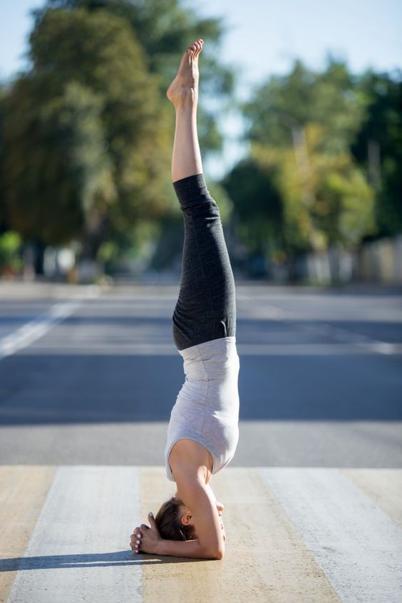 Shirshasana benefits