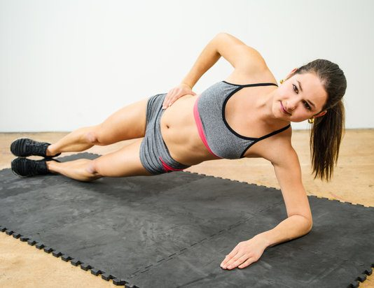 Side Plank Benefits