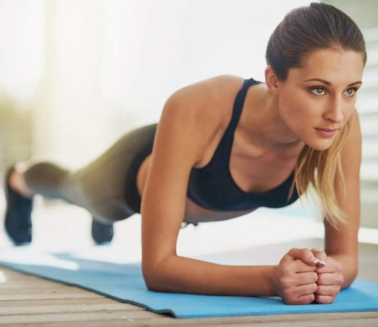 TYPES OF PLANK POSITION
