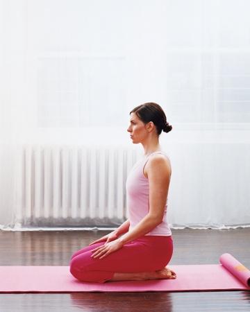 The benefits of Vajrasana