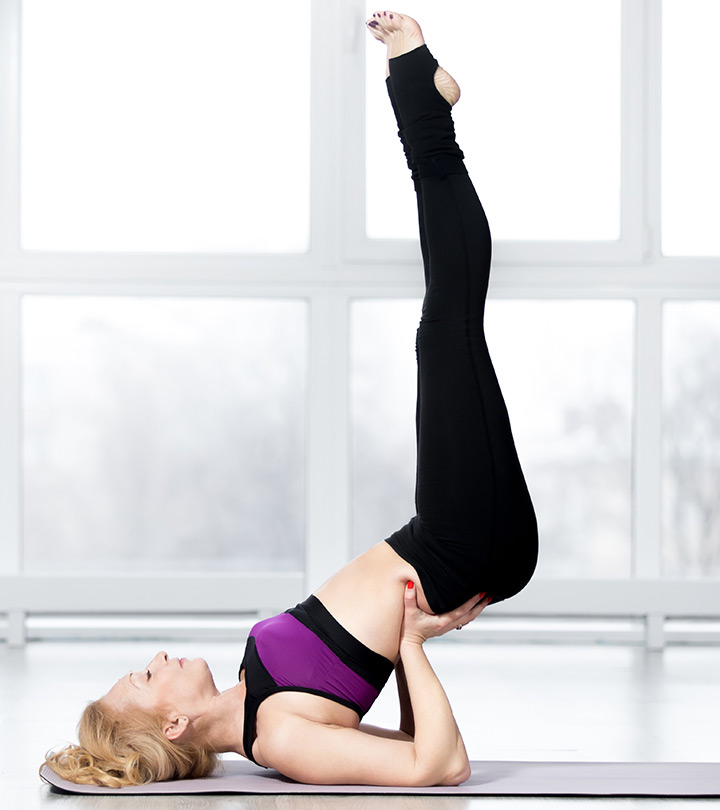 Viparita Karani (विपरीतकरणी) or The Legs Up Pose