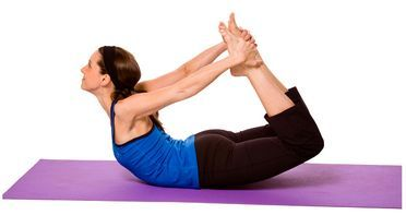 What is Dhanurasana Or Bow Pose
