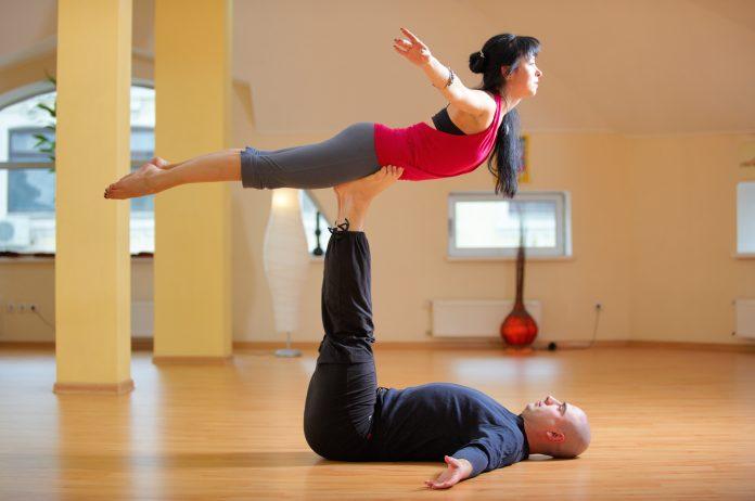 acro yoga benefits
