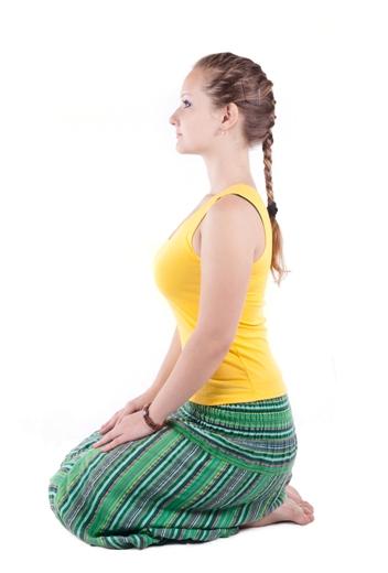 Vajrasana benefits