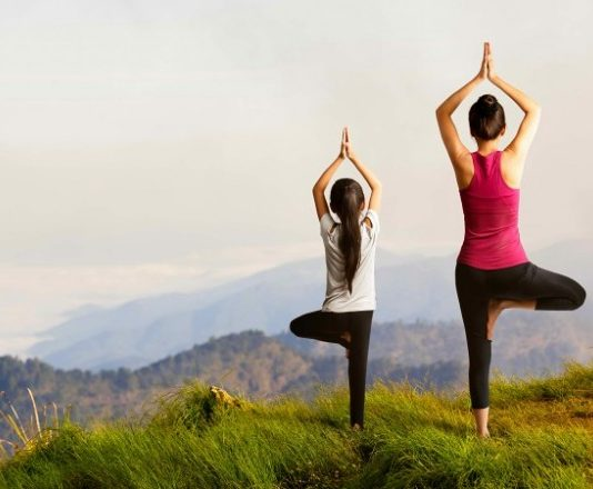 yoga for mothers