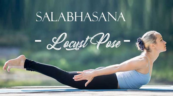 BENEFIT OF SALABHASANA