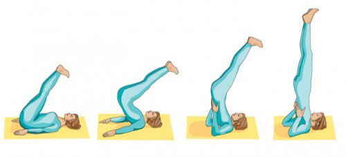 Benefits Of Sarvangasana For constipation