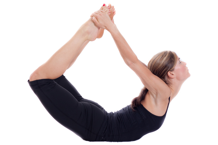 Dhanurasana (The Bow Pose)