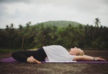 How to Do Supta Virasana