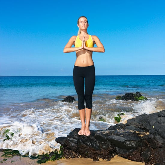 Mountain Pose Or Tadasana
