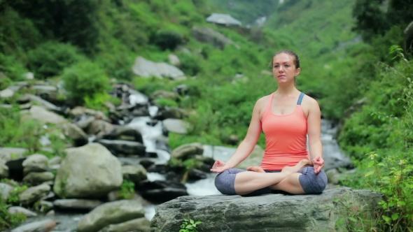 Padmasana (पदमासन) Or The Lotus Pose