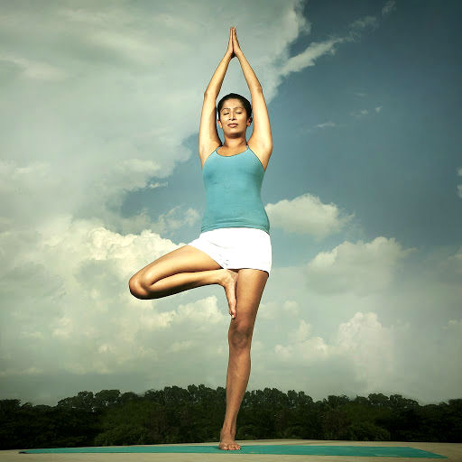 Tree Pose Or Vrikshasana