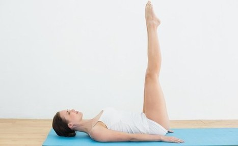 Uttanpadasana (The Raised Leg Pose)