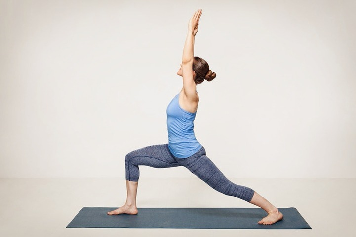 Virabhadrasana (वीरभद्रासन) Or The Warrior Pose