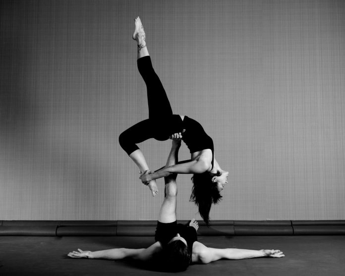 What Is Acro Yoga