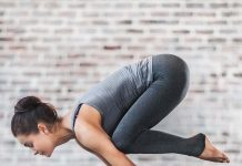 What Is Bakasana or The Crow pose