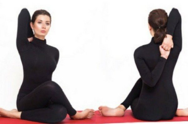 What Is Gomukhasana
