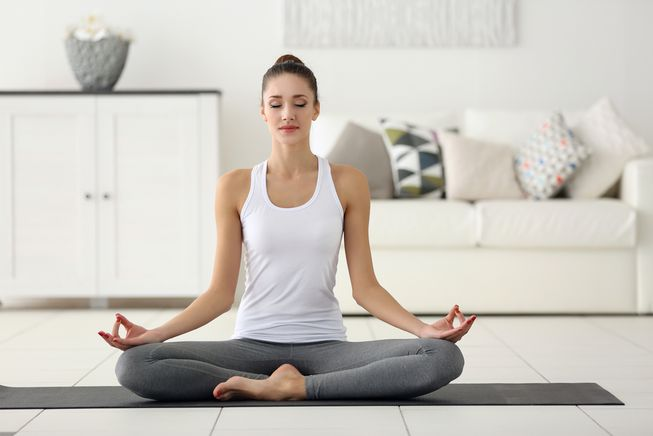 how to do meditation at home