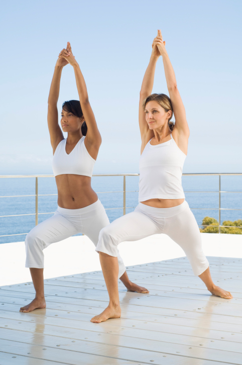 standing Asanas in yoga