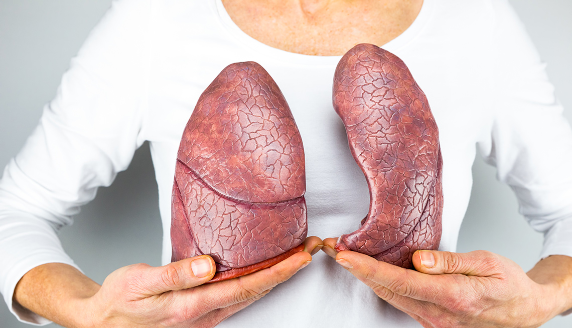 Improves Lung Function