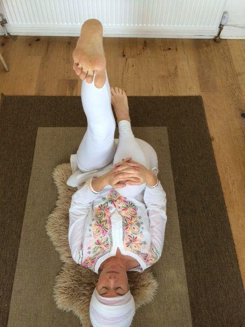 Kriya Yoga Steps 1 Nabhi Kriya