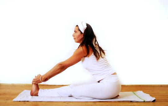 Kriya Yoga Steps 3 Maha Mudra