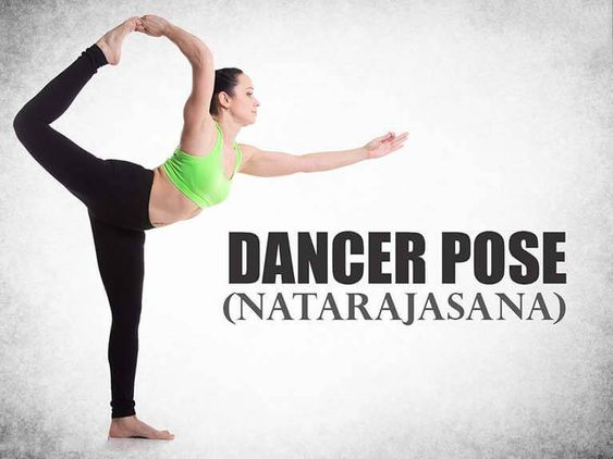 Preparatory Poses or Natarajasana