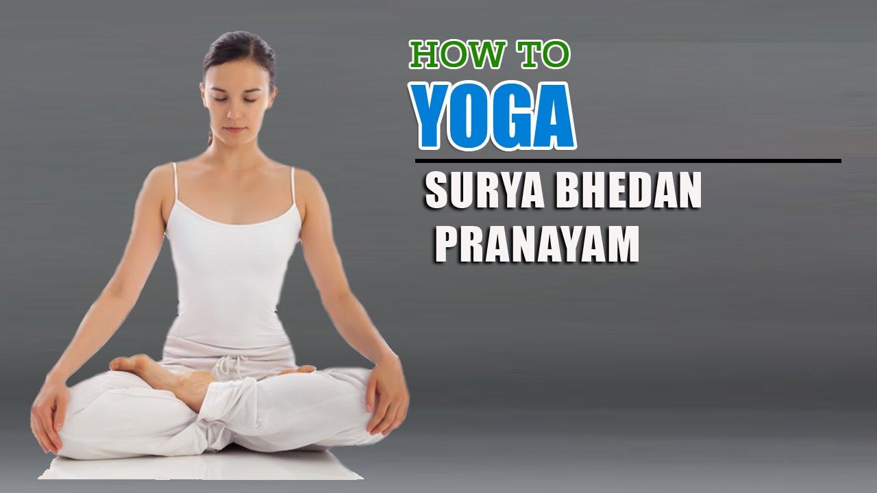 Step By Step Instructions for Surya Bhedana Pranayama