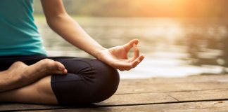 yoga to get pregnant by Ramdev Baba