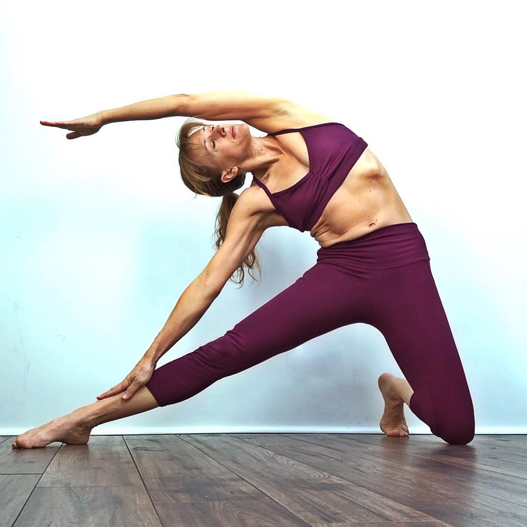 Preparatory Poses of Parighasana (Gate Pose)
