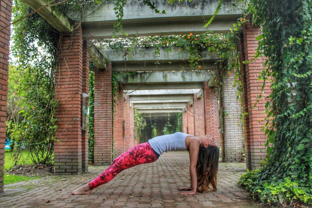 Benefits of Purvottanasana (Upward Plank Pose)