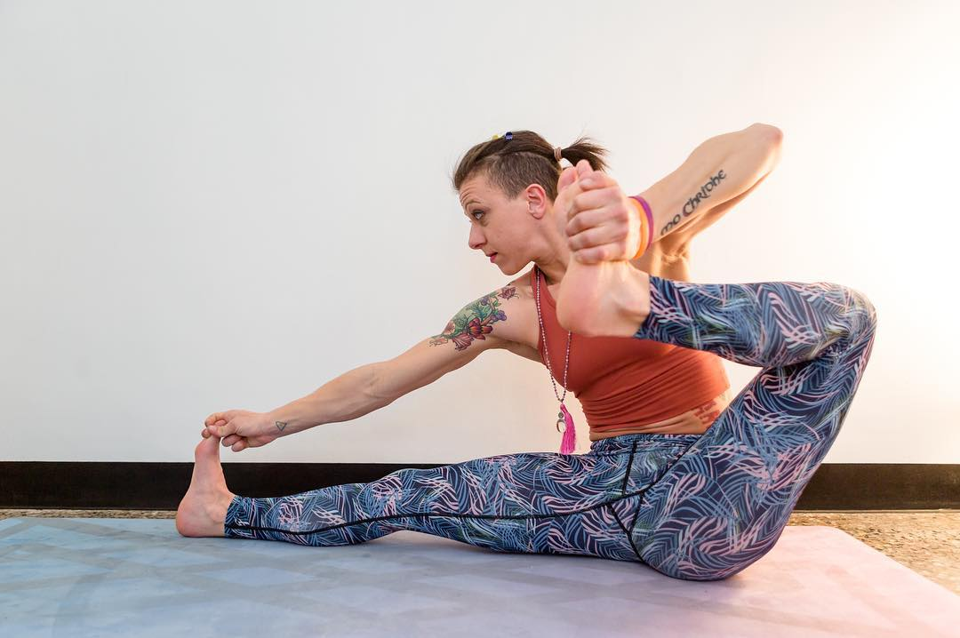 Akarna Dhanurasana or Archer pose/Bow Pose/Arrow pose