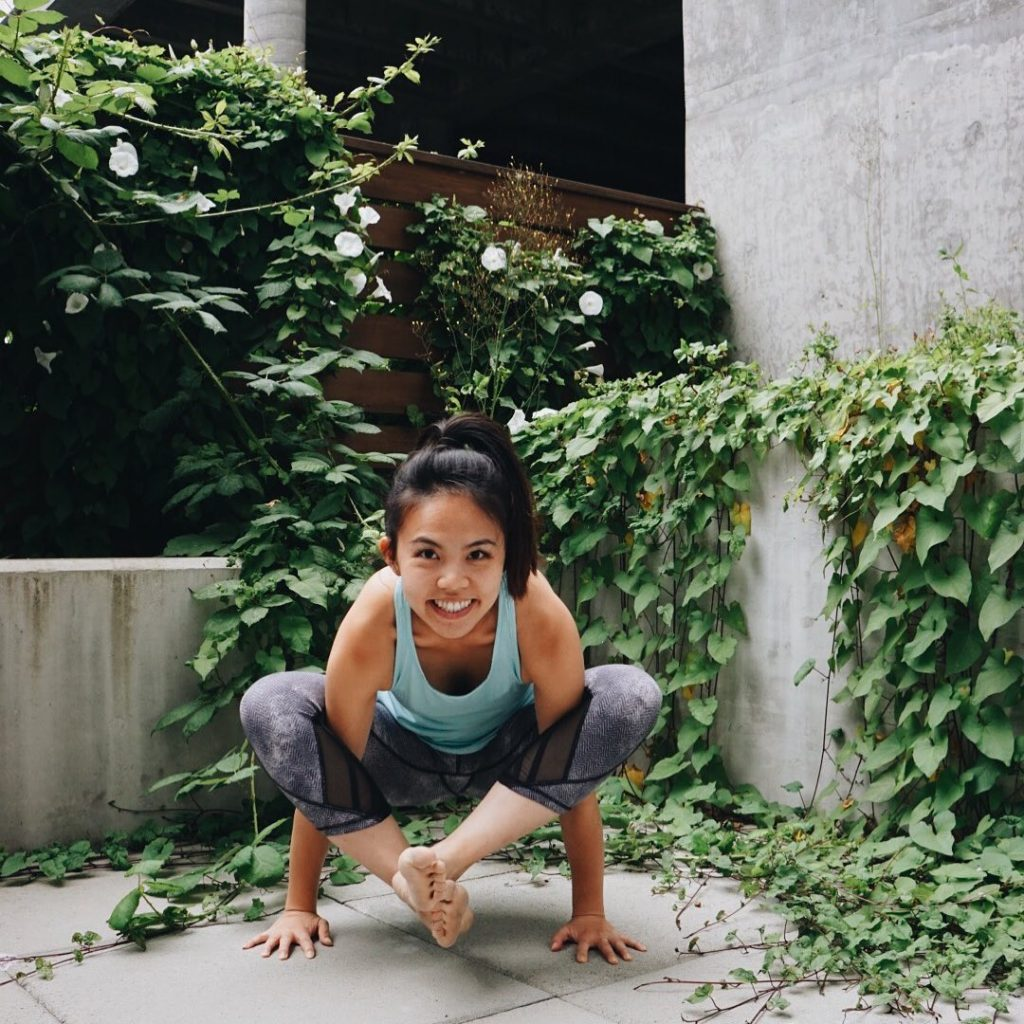 What Does It Mean By Bhujapidasana