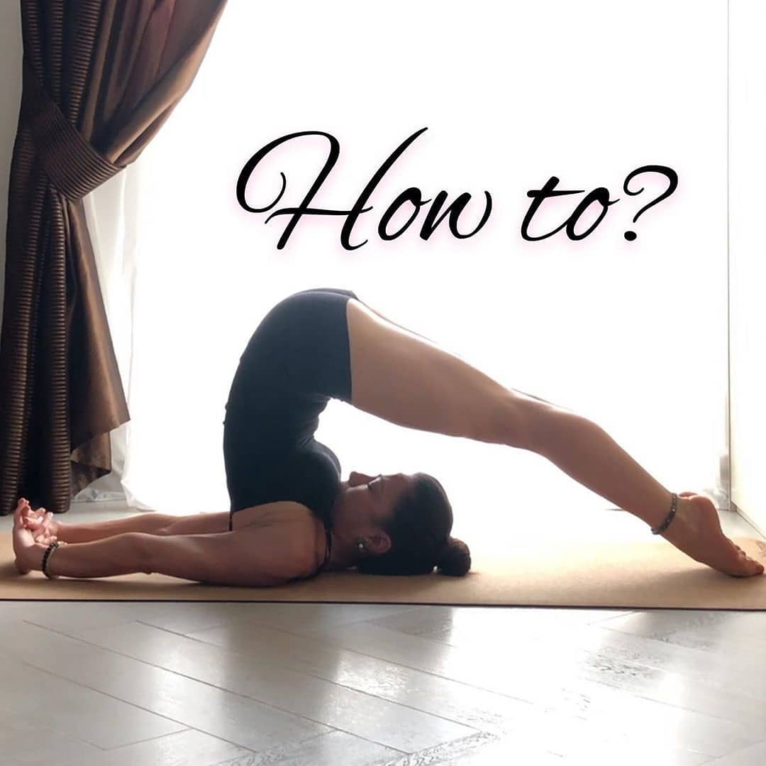 Halasana | Plough Pose