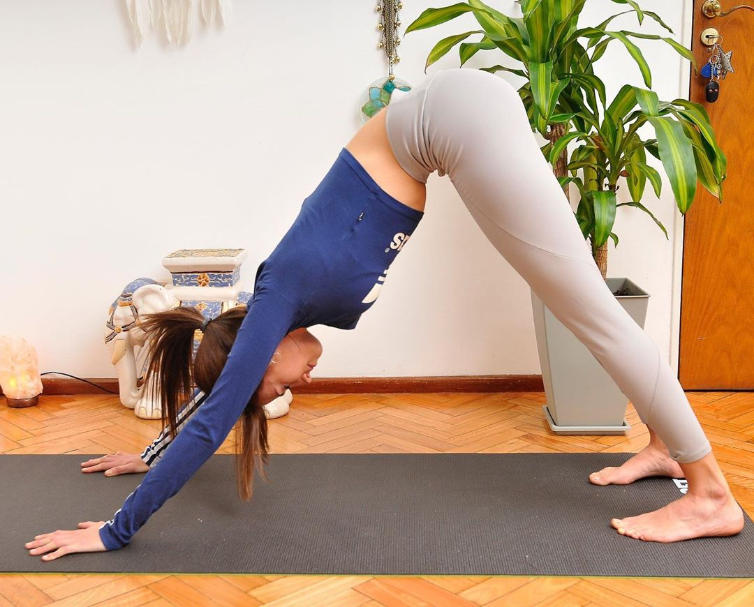 Adho Mukha Svanasana | Downward-Facing Dog Pose
